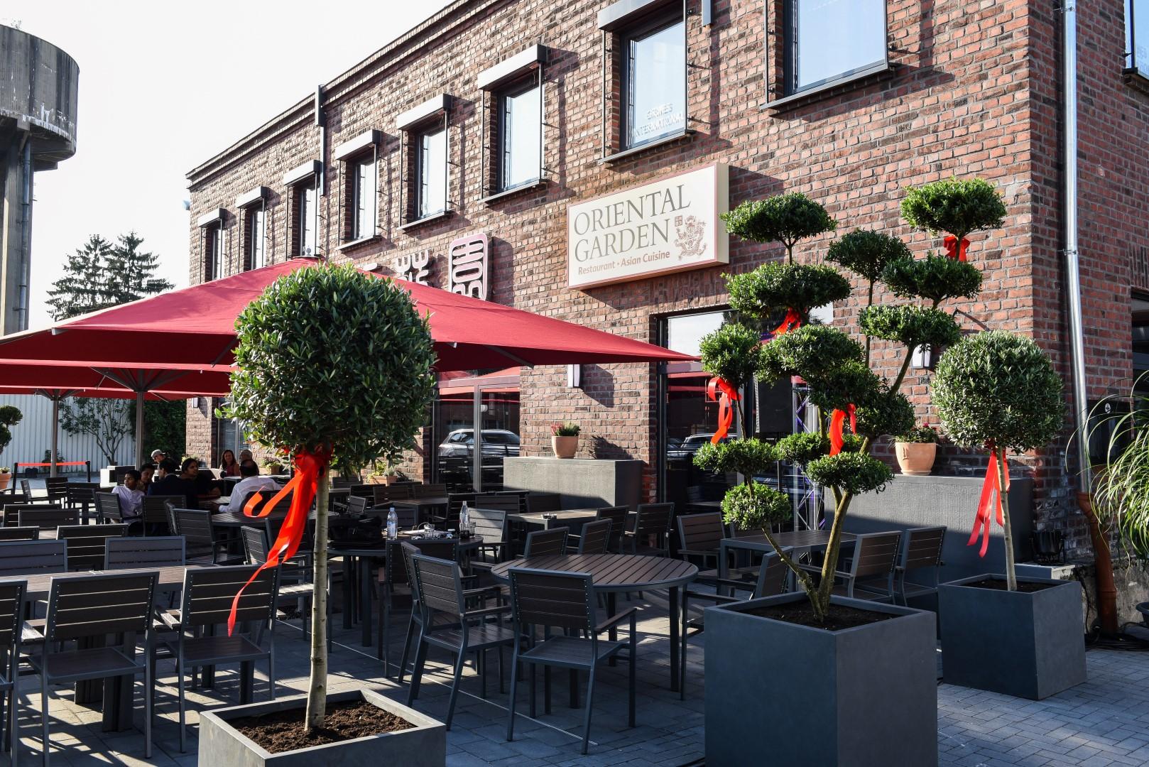 willkommen - oriental garden restaurant tönisvorst